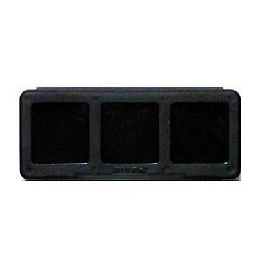 Nintendo DS専用 カードケース6D クリアブラックの商品画像