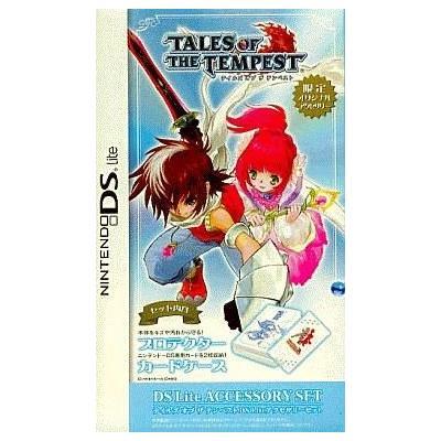 テイルズ オブ ザ テンペスト DS Lite アクセサリーセットの商品画像