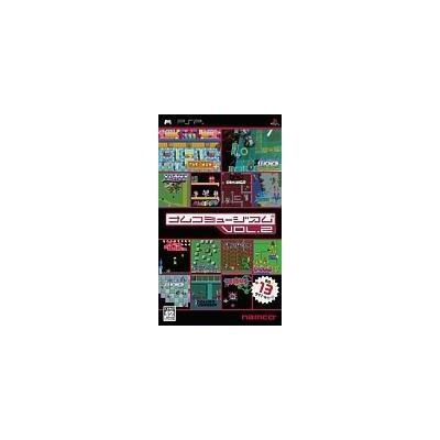 【PSP】 ナムコミュージアム Vol.2の商品画像