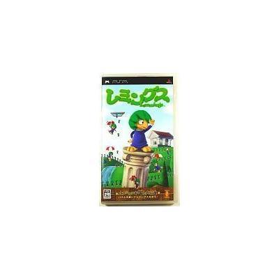 【PSP】 レミングスの商品画像