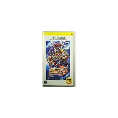【PSP】 スーパーロボット大戦MX ポータブル [PSP the Best]の商品画像