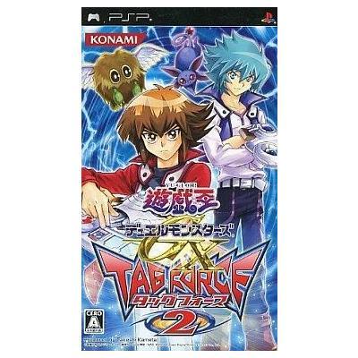 【PSP】 遊戯王デュエルモンスターズGX タッグフォース 2の商品画像