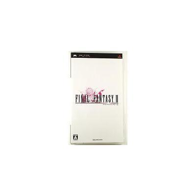 【PSP】 ファイナルファンタジーIIの商品画像