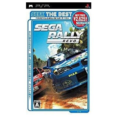 【PSP】 SEGA RALLY REVO [SEGA THE BEST]の商品画像