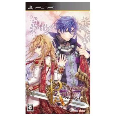 【PSP】 Princess Arthur (プリンセス・アーサー) [通常版]の商品画像