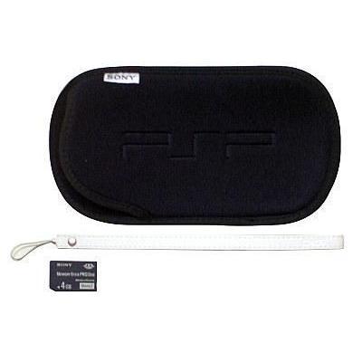 PSP アクセサリーパック 4GB PSPJ-15025 (通常版)の商品画像