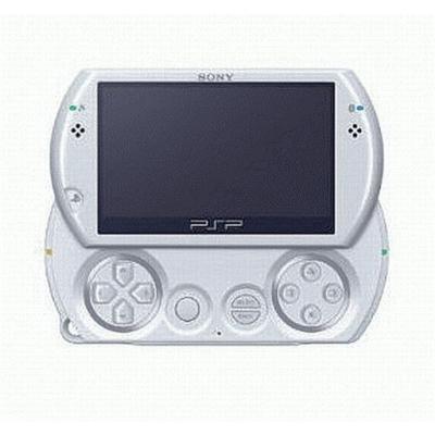 PSP go PSP-N1000 (パール・ホワイト)の商品画像