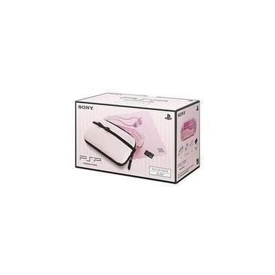 PSP バリューパック for Girls (PSPJ-30019) (ブロッサム・ピンク)の商品画像