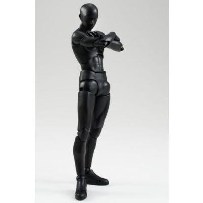 S.H.フィギュアーツ ボディくん(Solid black Color Ver.)の商品画像