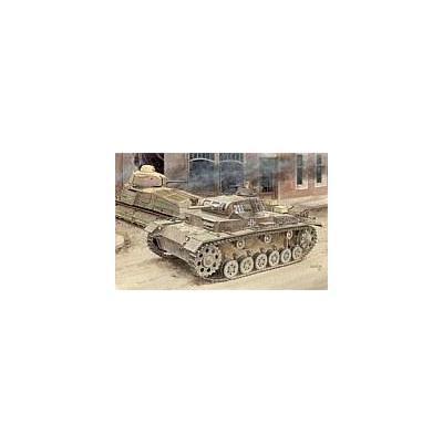 WW.II ドイツ軍 III号 戦車 E型 フランス 1940 電撃戦 (1/35スケール スマートキット DR6631)の商品画像