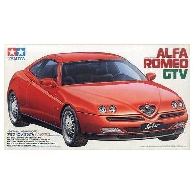 アルファロメオ GTV (1/24スケール スポーツカー No.172 24172)の商品画像