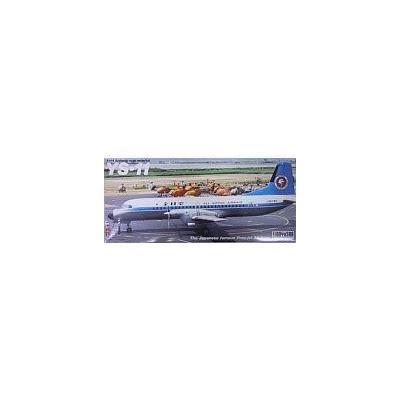 C-47 スカイトレイン ロイヤルカナディアン (1/100スケール 旅客機プラモデル C4-2)の商品画像