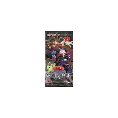 遊戯王OCG デュエルモンスターズ EXTRA PACK(エクストラパック) 2019 単品パックの商品画像