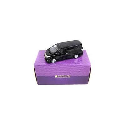 トヨタ ヴェルファイア (ブラック) (1/18スケール SAMURAI(サムライ) KSR18004BK)の商品画像