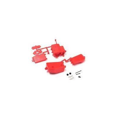 バッテリー&レシーバーボックスセット(蛍光レッド/MP10/MP9) IFF001KRBの商品画像