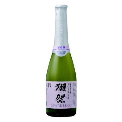 獺祭 純米大吟醸 スパークリング45 発泡にごり酒 360ml