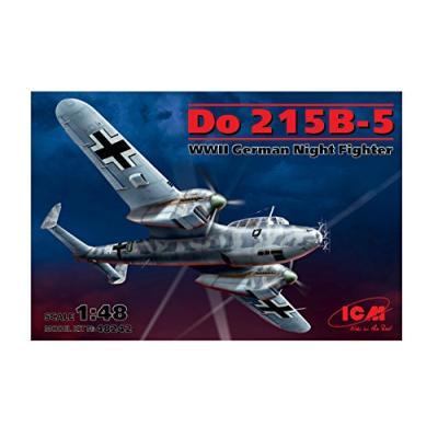 ドルニエ Do215B-5 夜間戦闘機 (1/48スケール IC48242)の商品画像