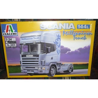スキャニア ミレニアム トラック (1/24スケール トラック 3805 38805)の商品画像