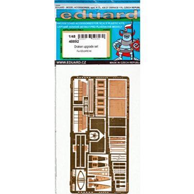 ドラケン アップグレードパーツセット エデュアルド用 (1/48スケール エッチングパーツ EDU48892)の商品画像