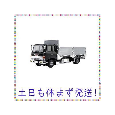 日野 レンジャー 4D シャッターグリル造リ 平ボディ仕様 (1/32スケール はたらくトラック HT-9 011929)の商品画像