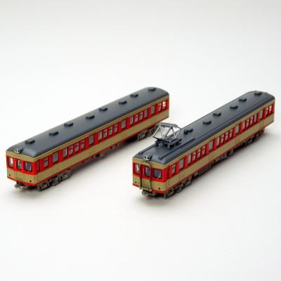 Nゲージの私鉄、第3セクター車両