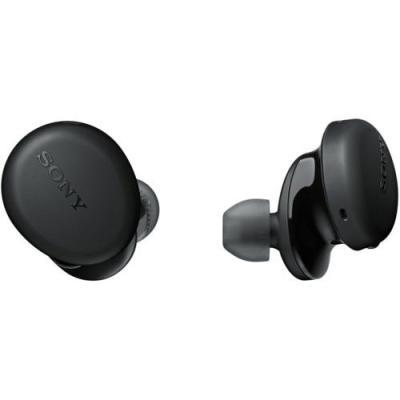 ワイヤレスステレオヘッドセット WF-XB700(B) ブラックの商品画像