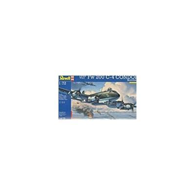Fw 200 C-4 コンドル 爆撃機 (1/72スケール 04678)の商品画像
