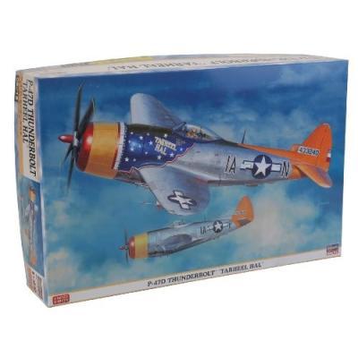 P-47D サンダーボルト ターヒール ハル (1/32スケール 08218)の商品画像
