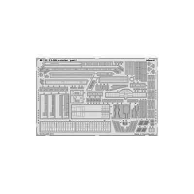 EA-18G グラウラー 外装 エッチングパーツ (1/48スケール エッチングパーツ EDU48745)の商品画像