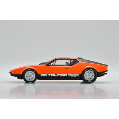 De Tomaso Pantera GTS 1973 (オレンジ&ブラック) (1/43スケール VISION(ヴィジョン) VM063C)の商品画像