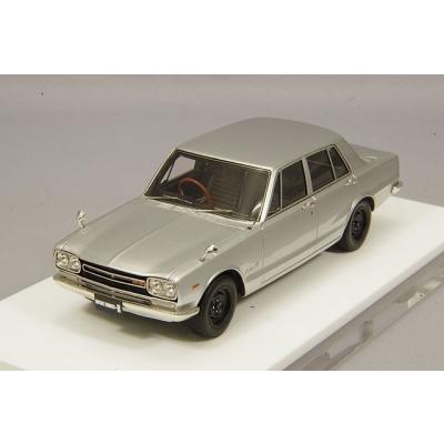 Nissan Skyline 2000 GT-R (PGC10) 1969 シルバー (1/43スケール EIDOLON(アイドロン) EM392A)の商品画像