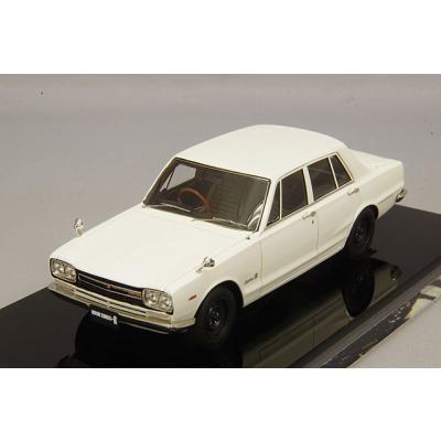 Nissan Skyline 2000 GT-R (PGC10) 1969 ホワイト (1/43スケール EIDOLON(アイドロン) EM392C)の商品画像