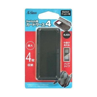 Switch用カードケース4 SASP-0426の商品画像