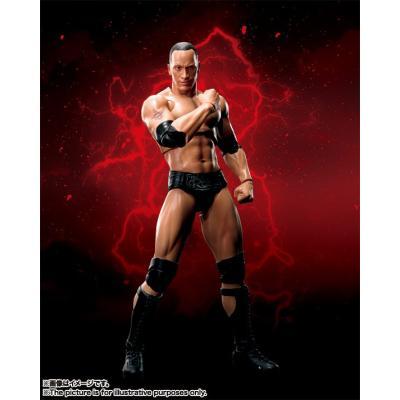 S.H.フィギュアーツ WWE The Rockの商品画像