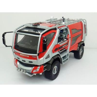 MORITA 林野火災用消防車 コンセプトカー (1/43スケール TOUGH43 CT4302)の商品画像