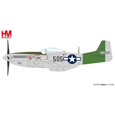 P-51D マスタング `硫黄島 1945スペシャル` (1/48スケール HA7743A)の商品画像