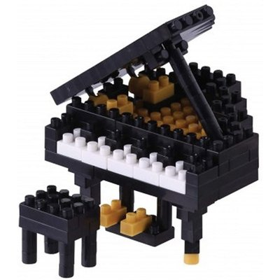 ナノブロック グランドピアノ NBC_146の商品画像