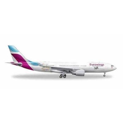 A330-200 ユーロウイングス `Las Vegas` D-AXGF (1/500スケール 531436)の商品画像