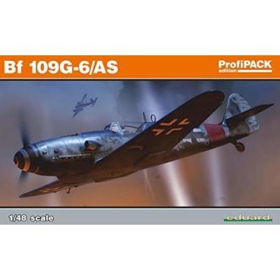 Bf109 G-6/AS プロフィパック (1/48スケール EDU82163)の商品画像