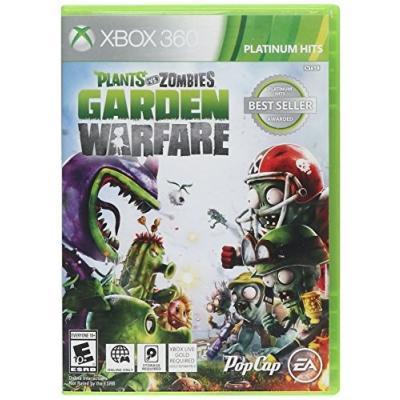 【Xbox360】 プラント vs ゾンビ ガーデンウォーフェアの商品画像