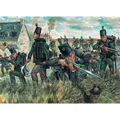 ナポレオン戦争 イギリス第95連隊 (1/72スケール IT6083)の商品画像
