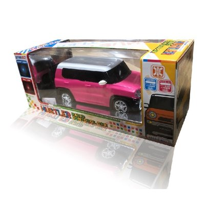 SUZUKI(スズキ) HUSTLER(ハスラー) R/C スズキ株式会社承認済みラジオコントロールカーの商品画像