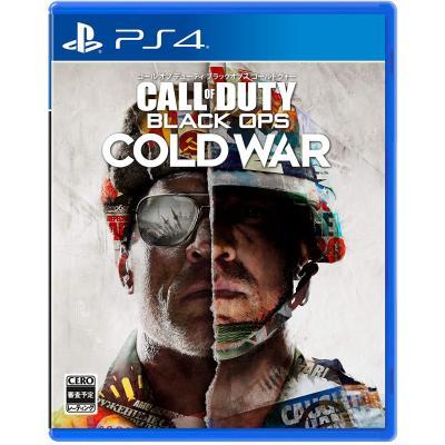 【PS4】 コール オブ デューティ ブラックオプス コールドウォーの商品画像