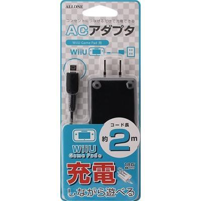 WiiU GamePad用 ACアダプタ ALG-WIUACの商品画像