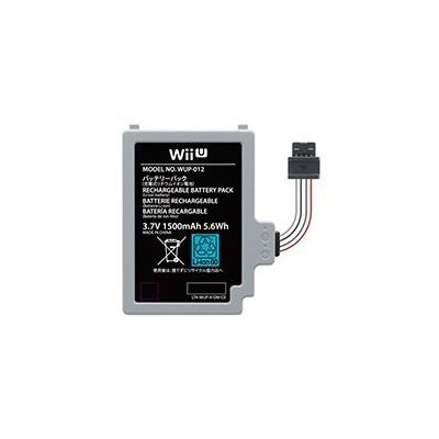 Wii U GamePadバッテリーパック (2550mAh)の商品画像