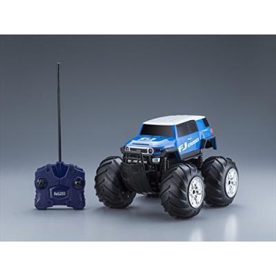 ラジオコントロール W-DRIVE トヨタFJクルーザー メタリックブルーの商品画像