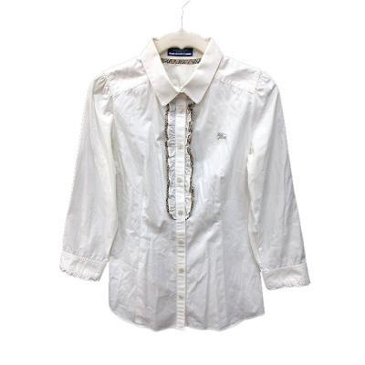 レディース五分袖、七分袖シャツ、ブラウス