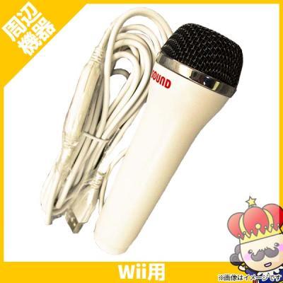 【Wii】 カラオケJOYSOUND Wii 専用USBマイクの商品画像