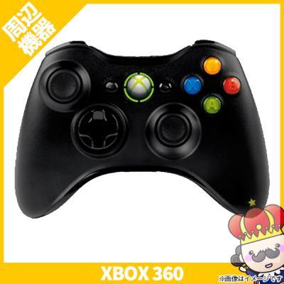 Xbox360 ワイヤレスコントローラー リキッドブラック NSF-00004の商品画像