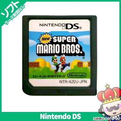 【DS】 Newスーパーマリオブラザーズの商品画像